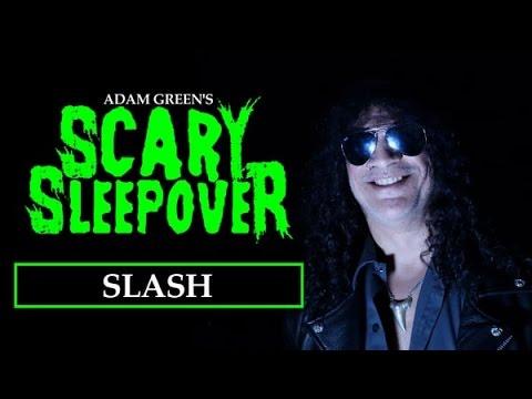 Adam Green's SCARY SLEEPOVER  Episode 2.4: Slash FULL, UNCENSORED EPISODE