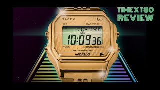 Timex T80 Watch Review
