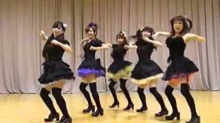 【DANCEROID】メグメグ☆ファイアーエンドレスナイト【ミラー】 thumbnail