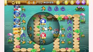 How to play Flower Guardian  game   Free online games   MantiGames.com
