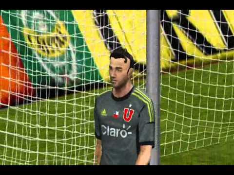Penales Colo - Colo Vs U. de Chile (Pes 06) PC