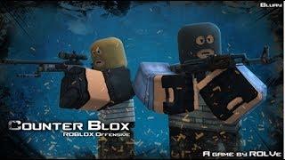 Counter Strike Robotic-Counter Roblox Offensive-Insane game