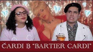 Reaction Cardi B - Bartier Cardi