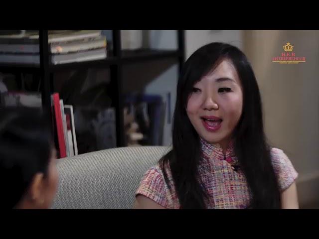 H.E.R Asia Summit 2018 | Female Entrepreneur | Wendy Ng