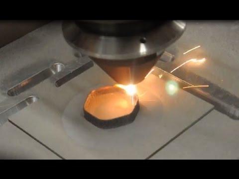 3D печать металлом в новом формате!