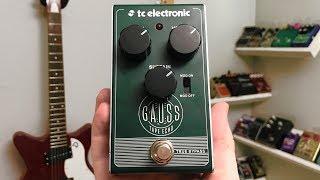 Gauss Tape Echo - Tc Electronic