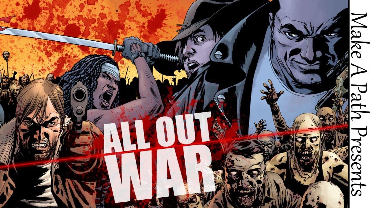 """Résultat de recherche d'images pour """"Walking Dead: All out war"""""""