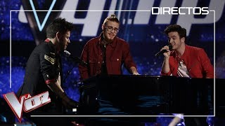 Pablo López, Javier and Andrés - Lo saben mis zapatos | Live | The Voice Of Spain 2019 YouTube Videos