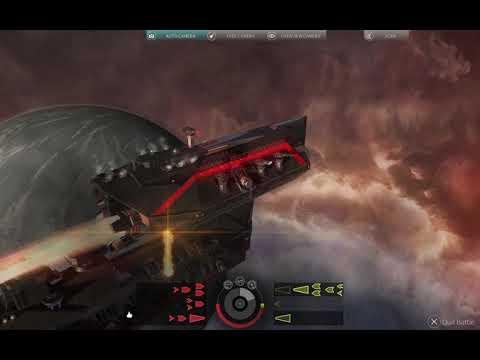 Endless space 2 Battle over Wordan |