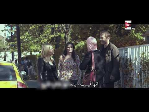 مسلسل فوق السحاب - مروة تقابل عنصرية بسبب الحجاب وأفكار بنتها  - 16:21-2018 / 5 / 24