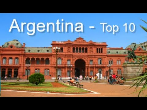 Argentina - Top Ten Things To Do, by Donna Salerno Travel