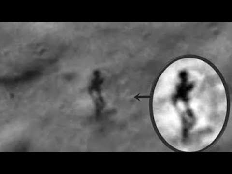5 Aliens Captured On Camera By Nasa!