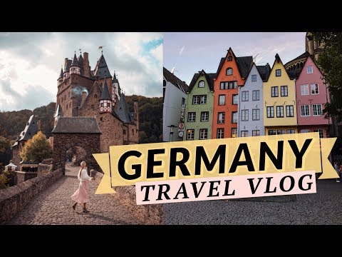 GERMANY ROAD TRIP TRAVEL DIARY