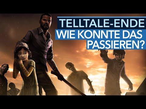 Das Ende Von Telltale - Wie Sich Ein Geniales Studio Selbst Ruinierte