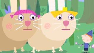 Ben e Holly Italiano Episodi Completi - Esercito di rane - Cartoni animati 1 1