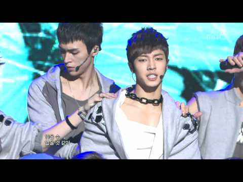 BEAST - Breath, 비스트 - 숨, Music Core 20101016