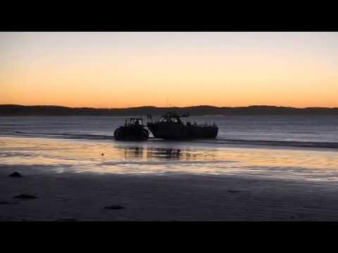 Cray Boat Launch Dodson Cape Bridgewater Portland Victoria