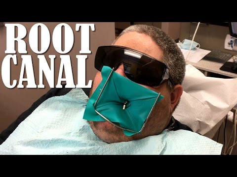 PICKLEBABY GETS A ROOT CANAL!