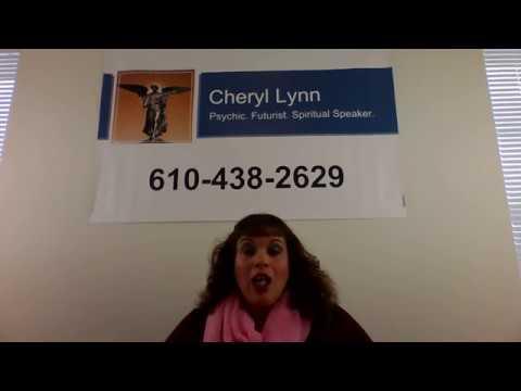 2019 PSYCHIC PREDICTIONS  BY CHERYL LYNN PART 1