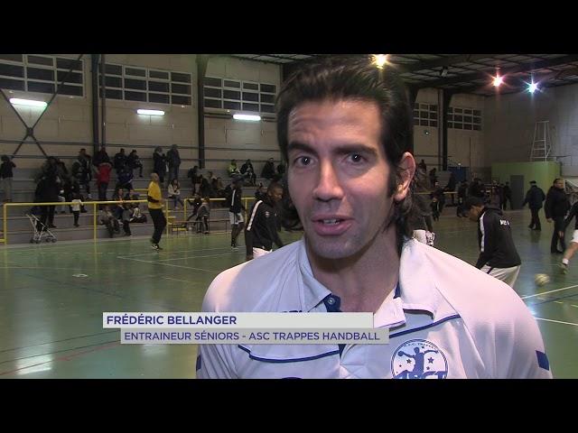 Handball : Trappes s'offre un exploit en Coupe de France