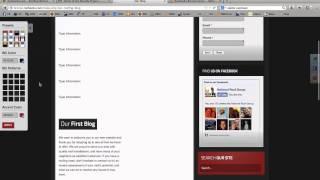 Step 4: Adding a Blog Post