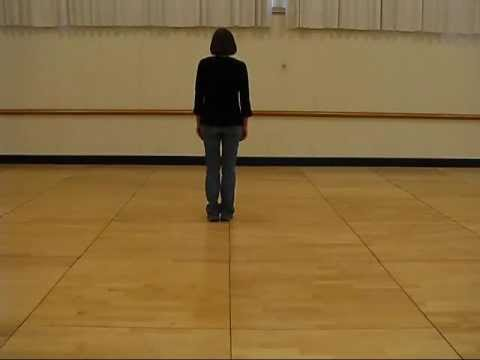 El Paso - Country Line Dance Step Sheet - Big Apple Ranch
