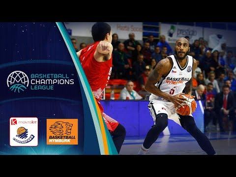Montakit Fuenlabrada v CEZ Nymburk - Highlights - Basketball Champions League 2018-19