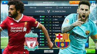 Barcelona vs liverpool dream league ...