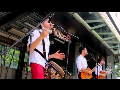 "Los Rumberos de Boston- ""Zabor"" live at Kendall Square"