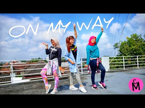 ON MY WAY | Alan Walker, Sabrina Carpenter & Farruko | Zumba | Dance Fitness | PUBG | CM Crew
