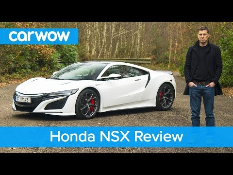 Honda-Acura NSX review – see why its acceleration is so mind-boggling!