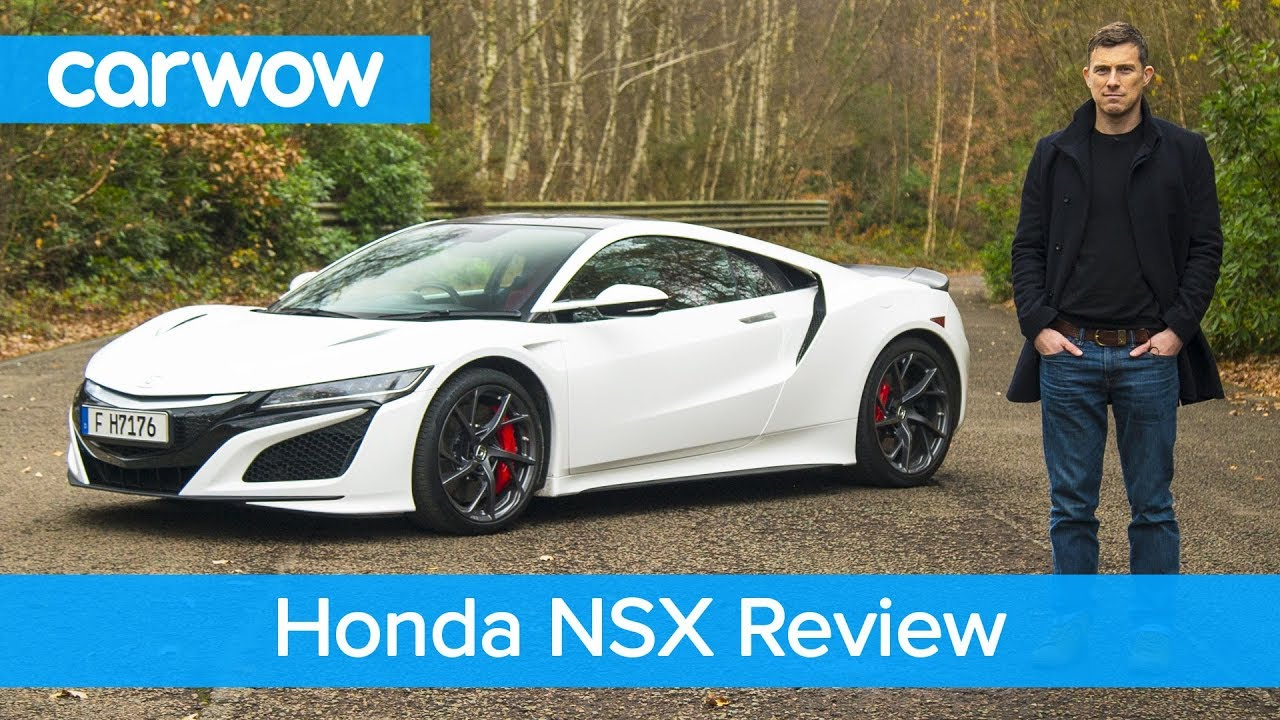 Honda Acura Nsx Review See Why Its Acceleration Is So Mind Boggling