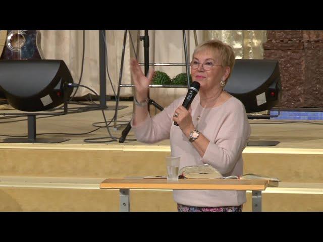 4 November 2018 Söndagsmöte med Linda Berling