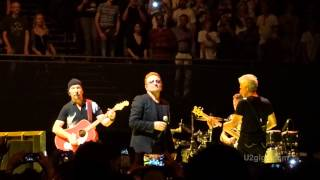 U2 Amsterdam Sweetest Thing 2015-09-13 - U2gigs.com