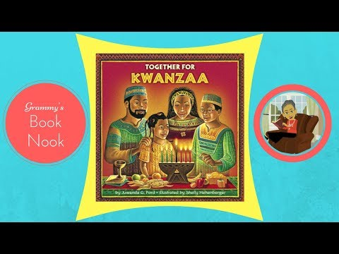 Together for Kwanzaa | Children's Books Read Aloud