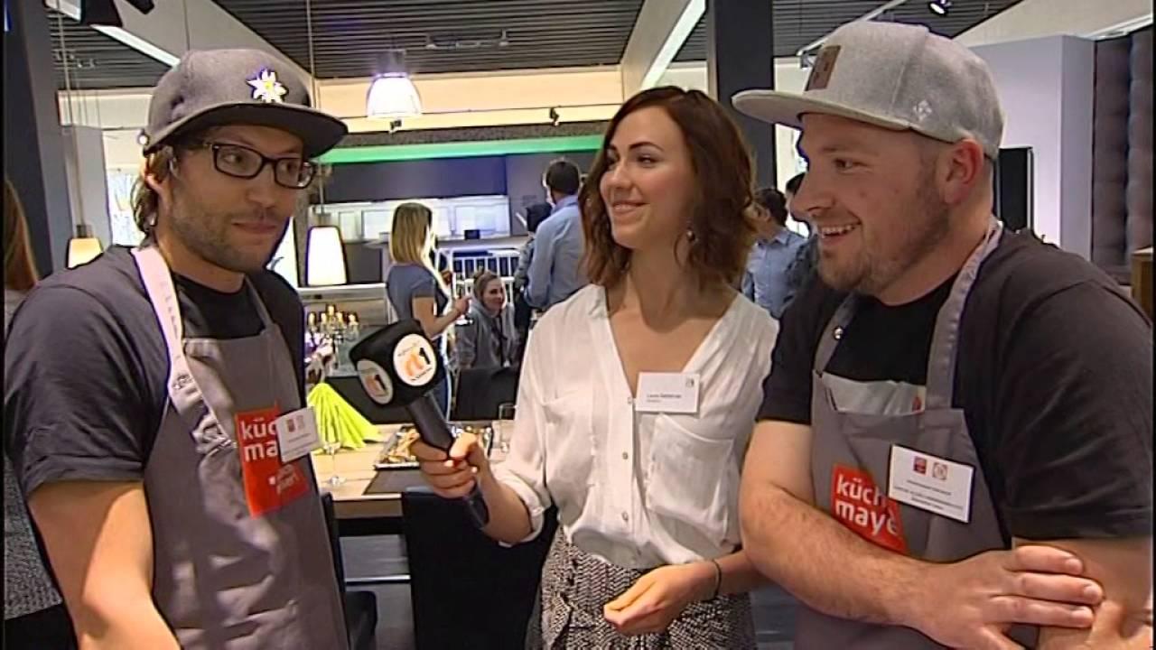Küchen Mayer Memmingen 5 finale beim rt1 vereinsmayer das rt1 kochduell bei küchen mayer