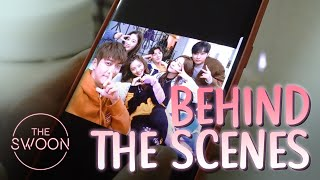 Behind The Scenes The Least Funny Person Gets Hit 🤪📷  My First First Love Ep 7 And 8 ENG SUB CC