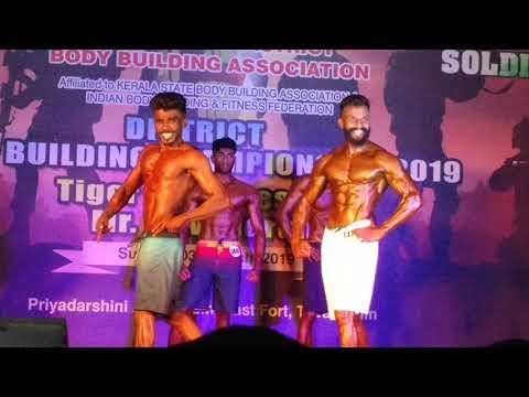Men Physique Trivandrum 2019
