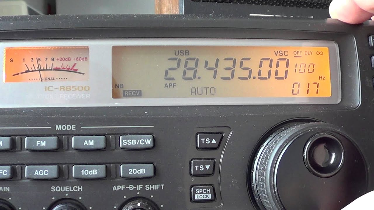 Introduction to the 10 meter amateur radio band