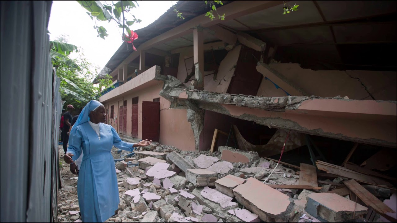 At Least 12 Dead; Over 180 Injured As Haiti Is Rocked By Another Earthquake