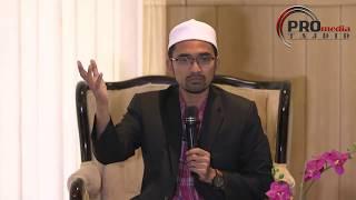 Saya Dikatakan Ada Versi Islam Sendiri | Dr Rozaimi | 3 Disiplin Dalam Berbeza P