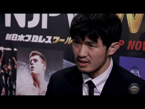 Katsuyori Shibata is coaching now at the NJPW LA Dojo, but vows to one day return to ring