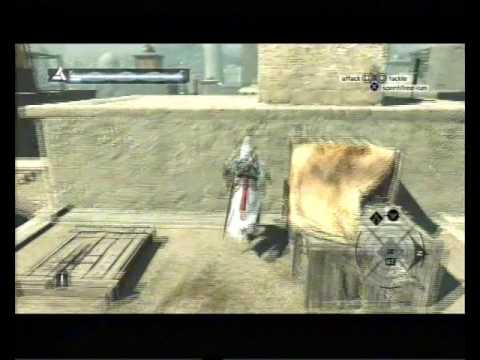 Assassin's Creed, Career 130, Jerusalem, Rich District, Viewpoint 8