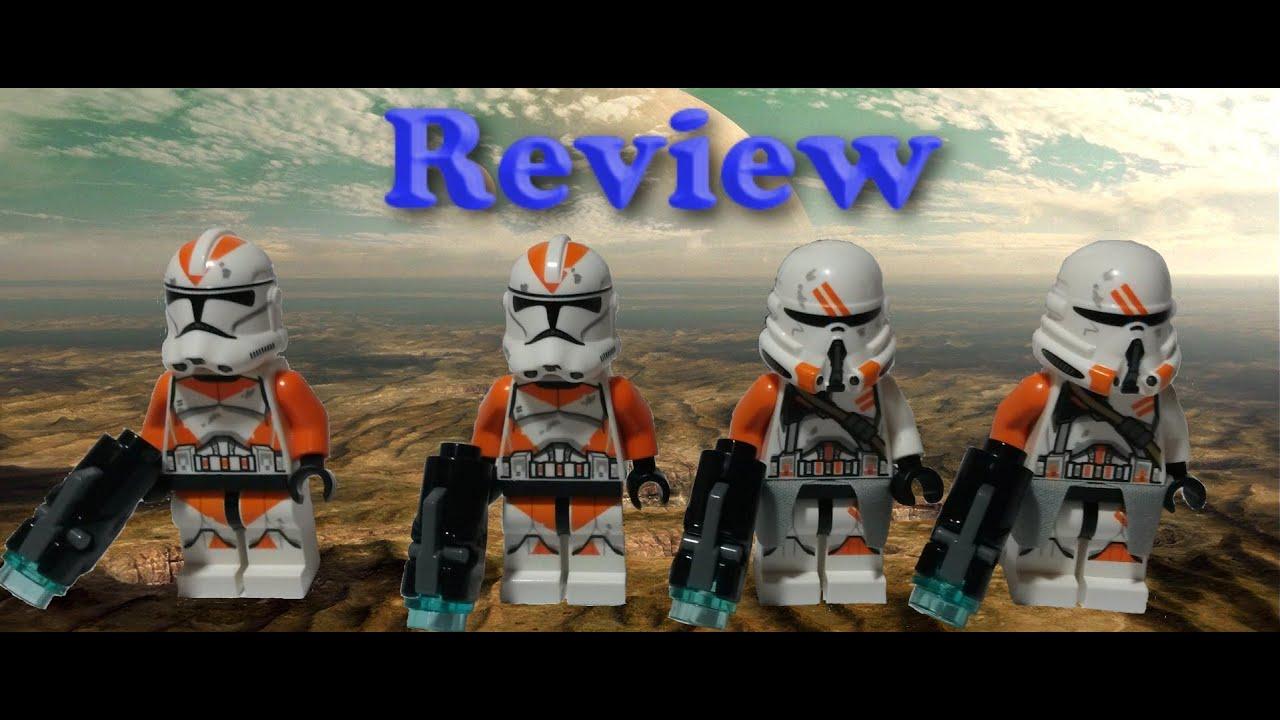 LEGO Star Wars: 75036 Utapau Troopers Battle Pack Review ...