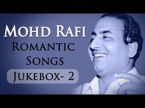 Mohd Rafi Romantic Songs (HD) - Jukebox 2- Mohd....