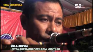 Download New Veronica - Erla Septia - Hitam Duniamu Putihnya Cintaku Live in Balongbendo Sidoarjo