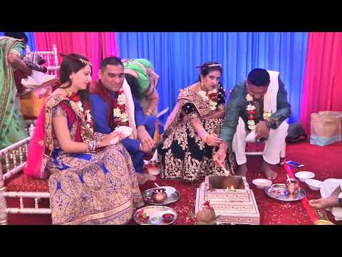 Chaudhari Wedding Highlights