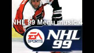 NHL 99 - Menu music 4