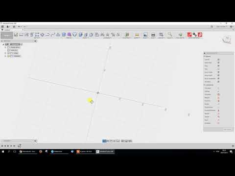 Introduction to Fusion 360 (workshop 1º session)