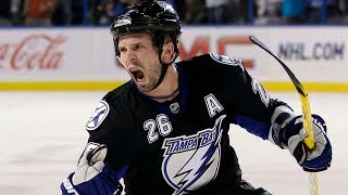 Martin St. Louis career highlights | NHL Rewind